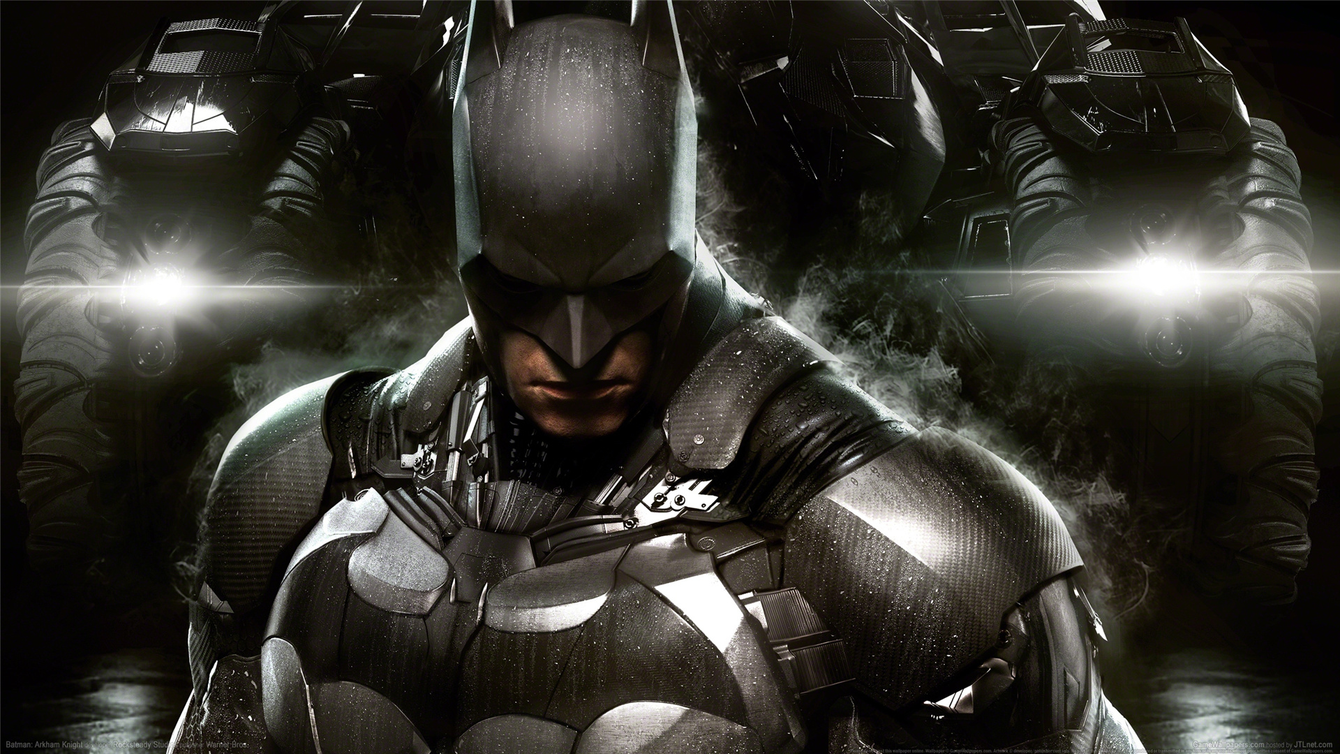 Gotham's Worst Unite Against Batman in This Arkham Knight Trailer