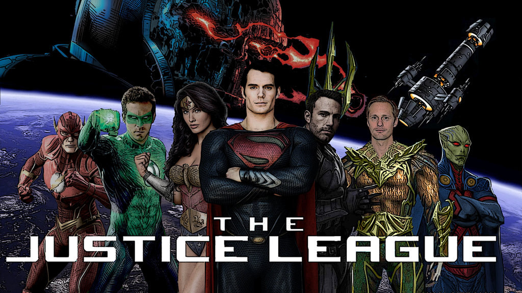 Justice League Movie Confirmed