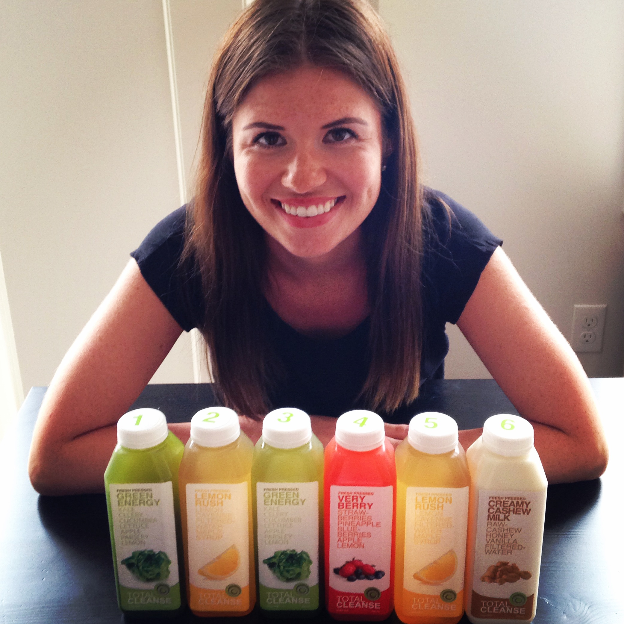 Start your 'Total Cleanse' Today By:Olivia Gudaniec
