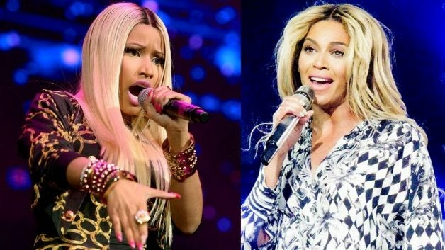 Beyonce And Nicki Minaj Drop 'Flawless' Remix'