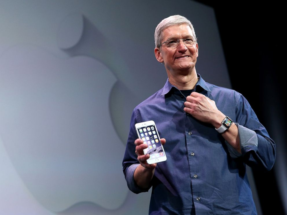 Apple unveils iPhone 6 and the iPhone 6 Plus