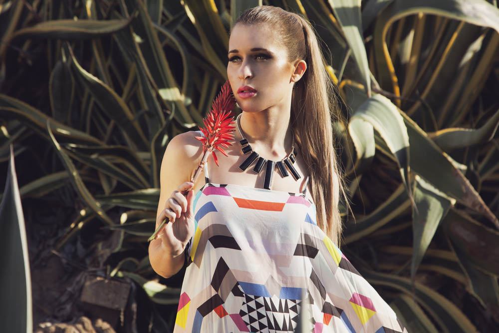 Fashion Editorial: Luz del Desierto