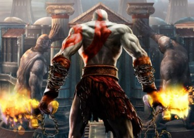 PS4 Getting 1080p God of War 3 Remastered