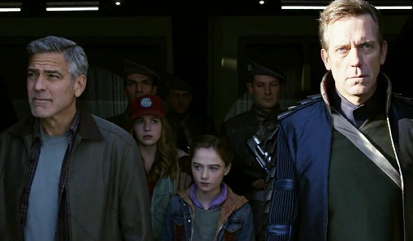 Tomorrowland Review 3/5 Stars
