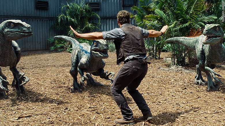 Jurassic World Review 4/5 Stars
