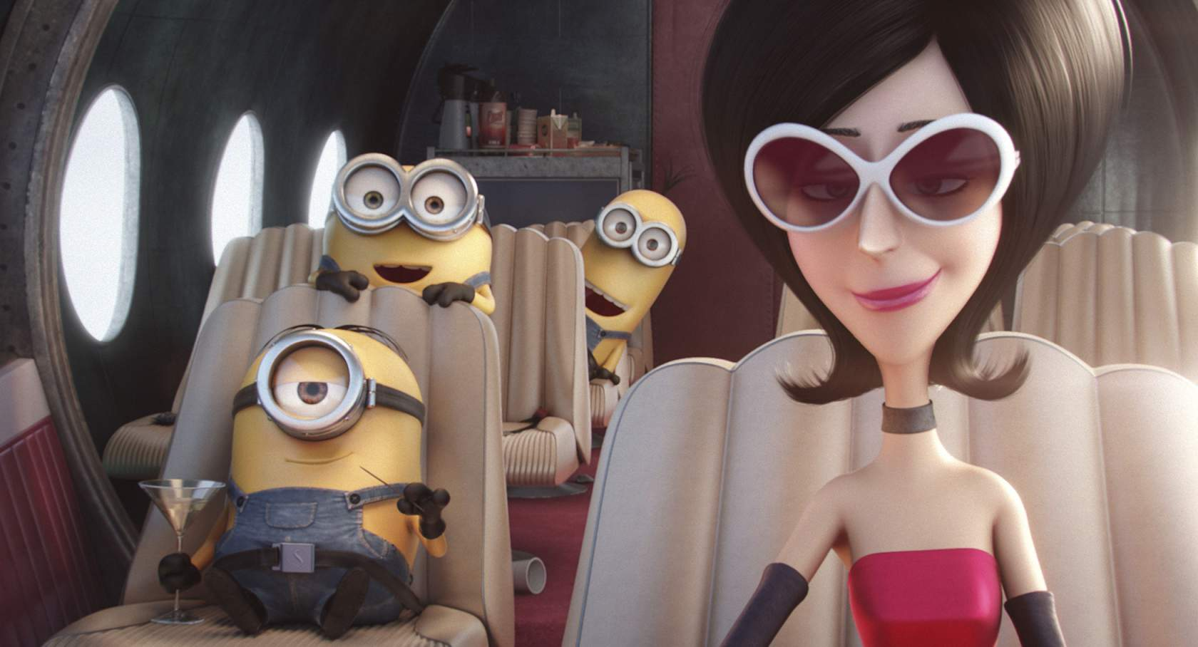 Minions Review 2/5 stars