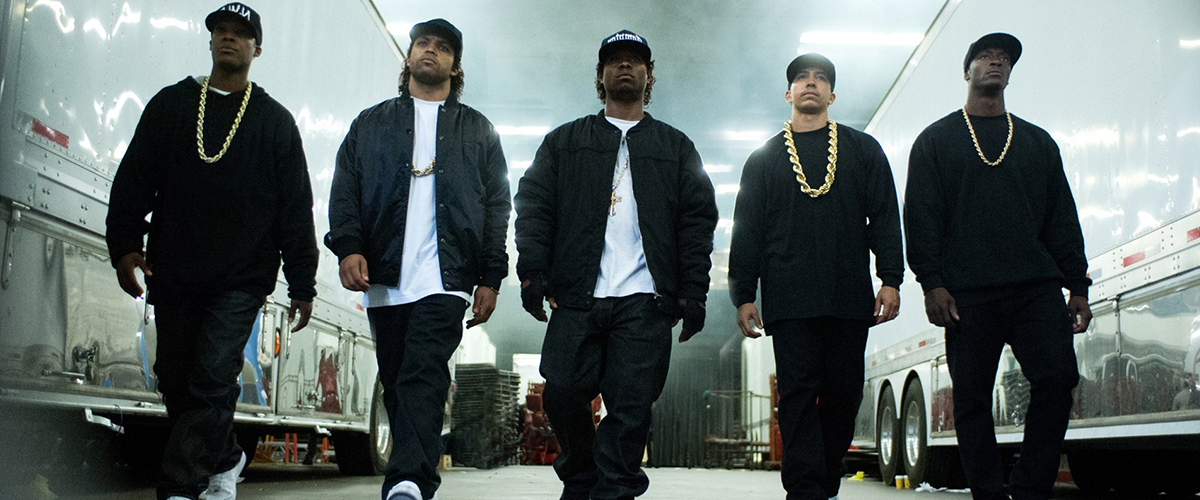 Straight Outta Compton Review 4/5 Stars