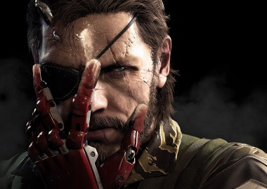 Metal Gear Solid V: The Phantom Pain Review 5/5 Stars