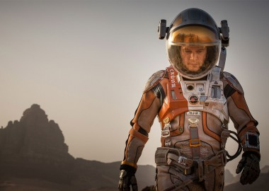 The Martian Movie Review 5/5 Stars