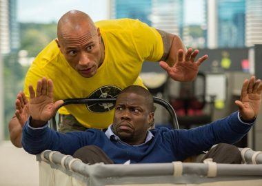 Central Intelligence Review 5/5 Stars