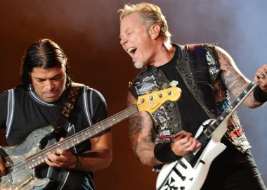 Metallica Debut 'Moth Into Flame
