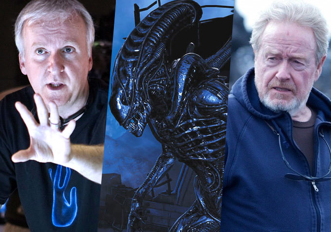 James Cameron Isn't Impressed with the Shape of the 'Alien' Franchise