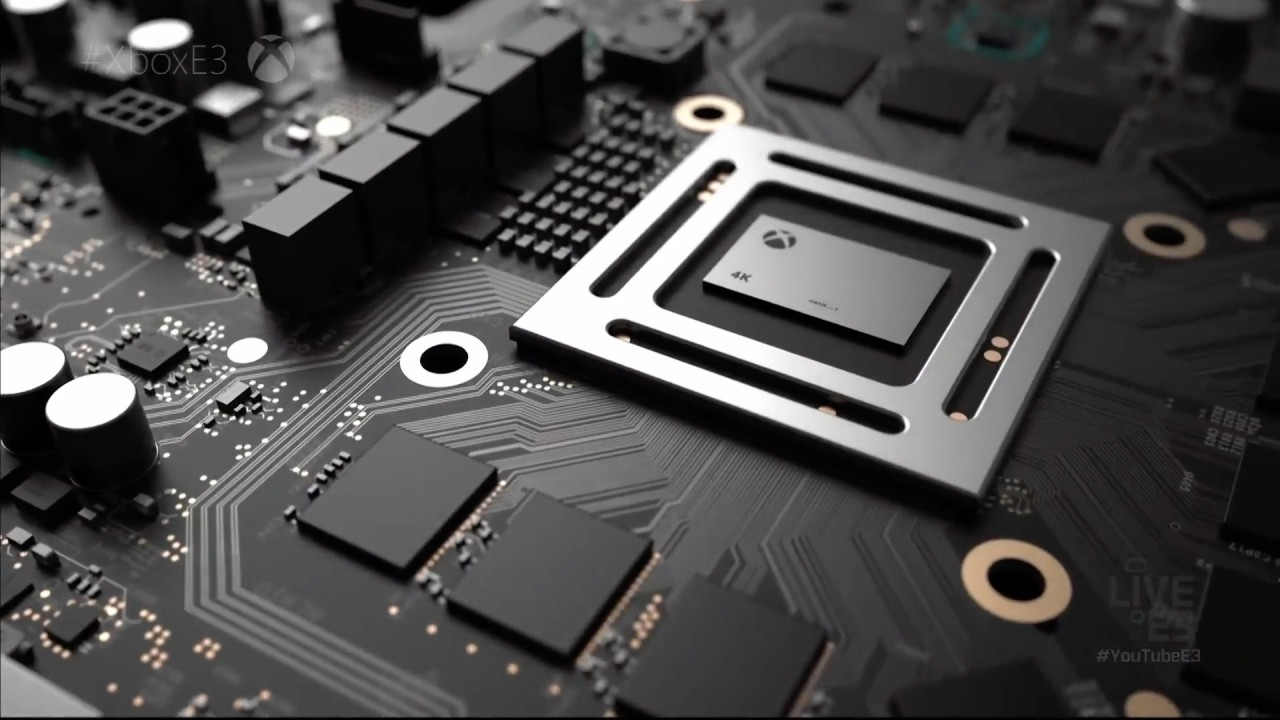 "Xbox Developer Says Scorpio is a Full-Blown ""Next-Gen"" System"