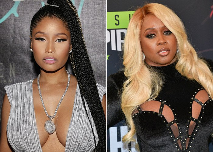 NICKI MINAJ JUST USED BEYONCÉ TO HIT BACK AT REMY MA