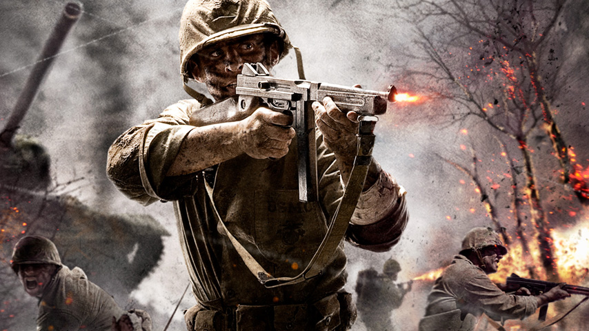 "Call of Duty is going ""back to its roots,"""