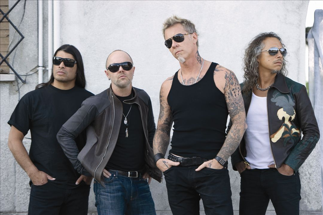 METALLICA, VOLBEAT & AVENGED SEVENFOLD U.S. Stadium Tour Rumored
