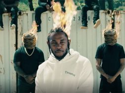 Kendrick-Lamar-head-fire-HUMBLE
