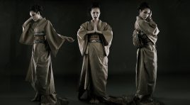 Photography Showcase – Kimono On Canvas