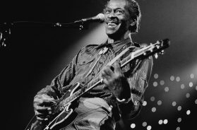 Chuck Berry, rock 'n' roll pioneer