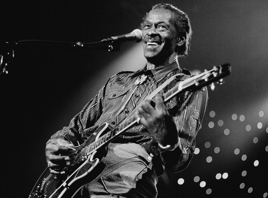 Chuck Berry, rock 'n' roll pioneer, dead at 90