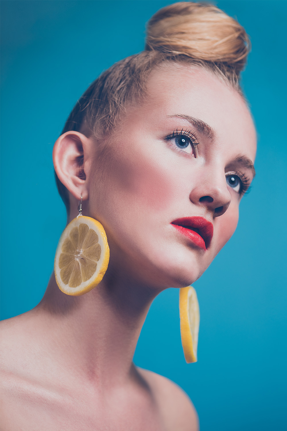 Solis Magazine Fashion Editorial - Lemonade