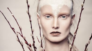 Organic Beauty Editorial by Lindsay Adler and Griselle Rosario