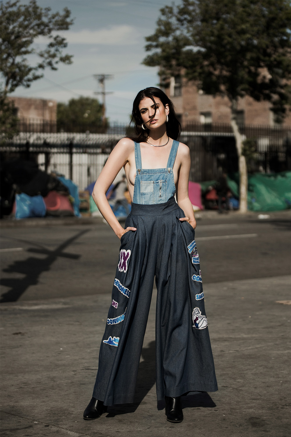Fashion Editorial - Denim Story2