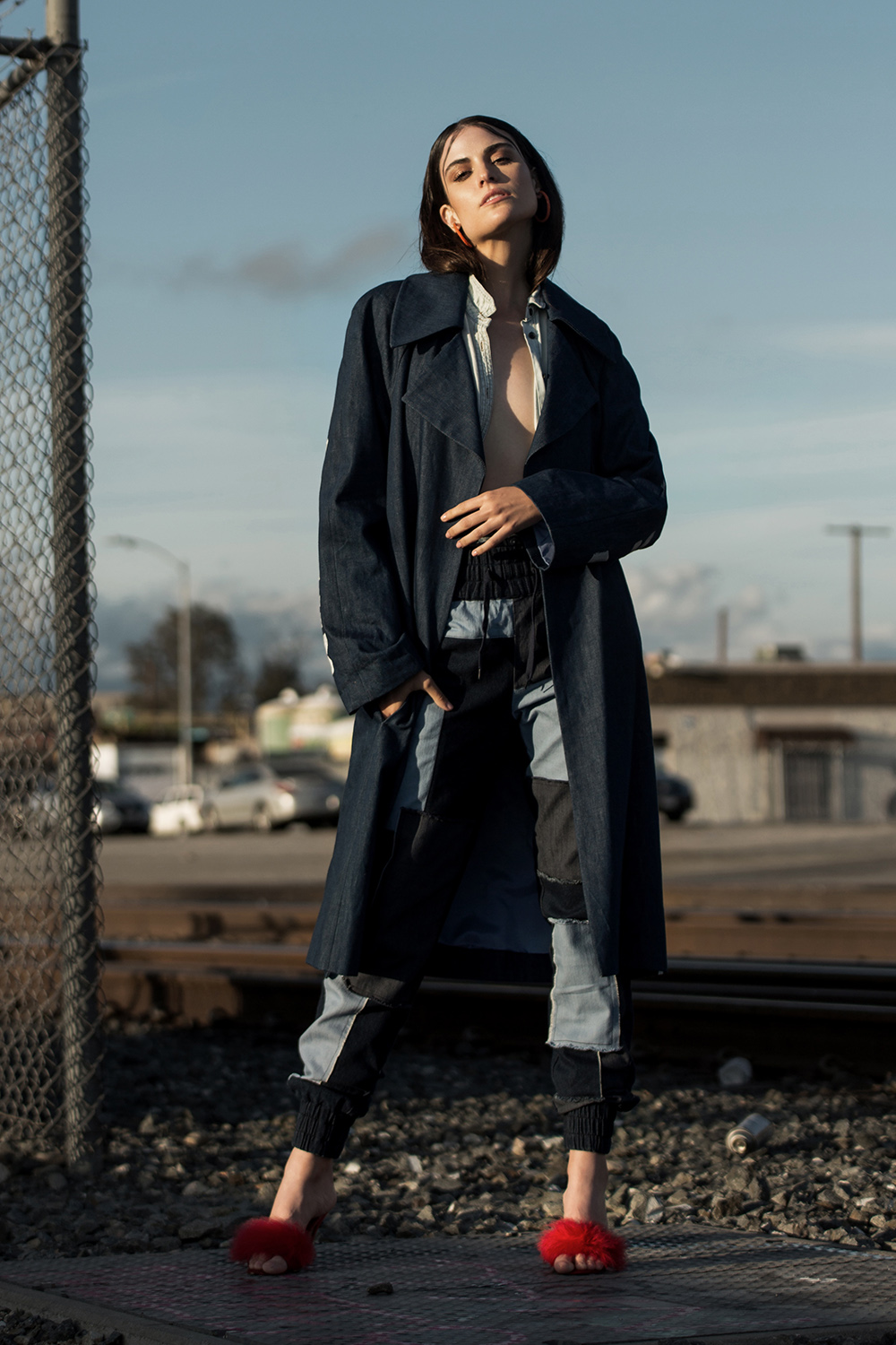 Fashion Editorial - Denim Story7