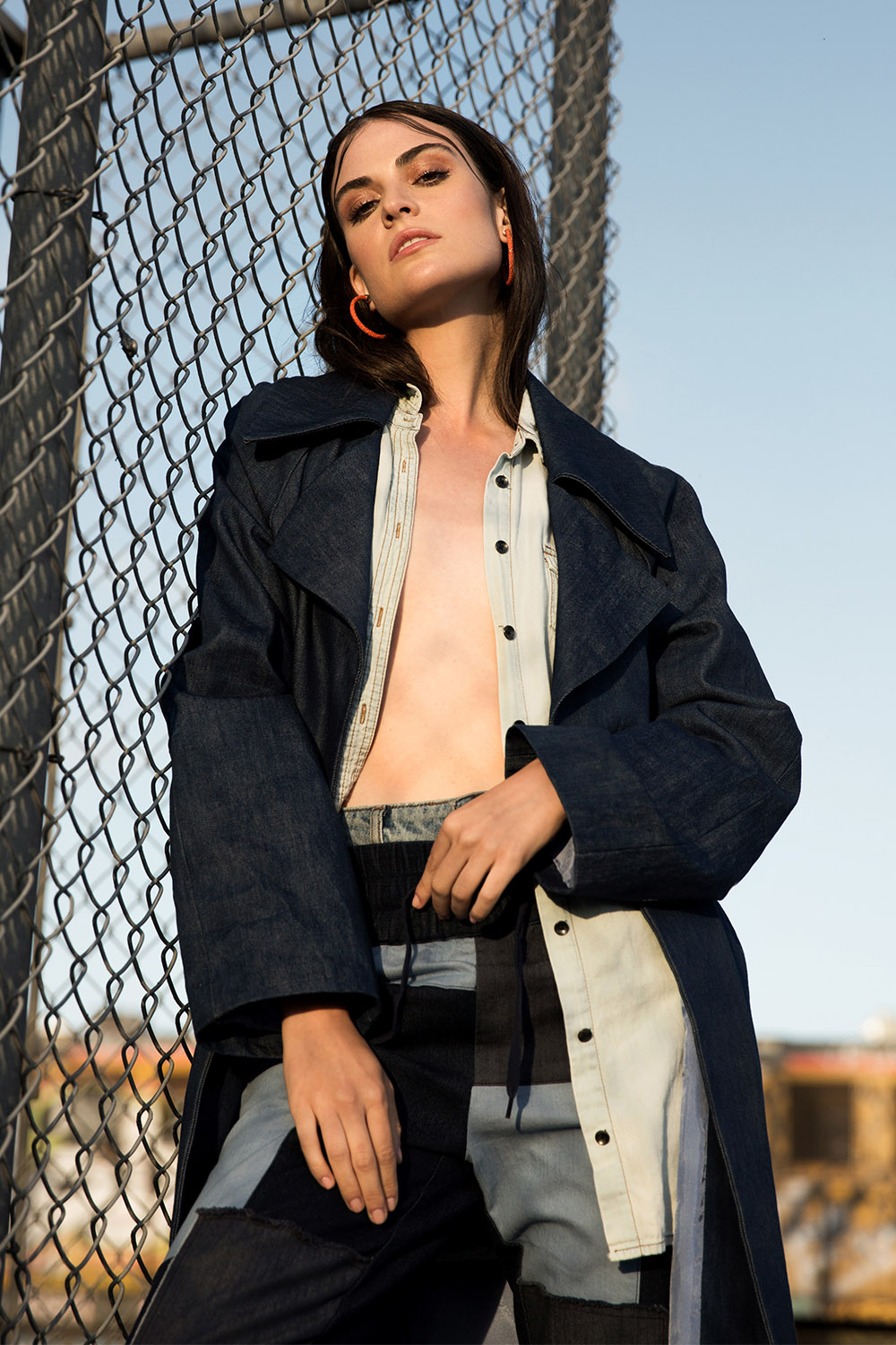 Fashion Editorial - Denim Story9