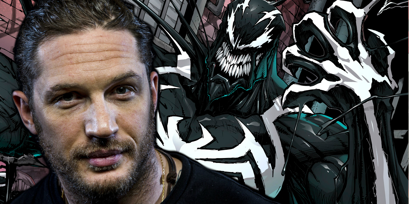 Venom: Tom Holland Would Jump At Chance to Work With Tom Hardy