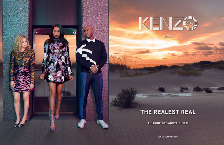 "Kenzo ""The Realest Real"""
