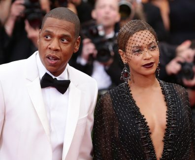 Jay-Z and Beyonce 4.44