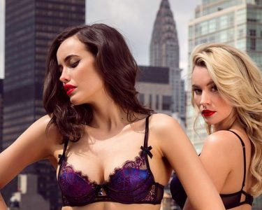 Honey Birdette Take On New York City
