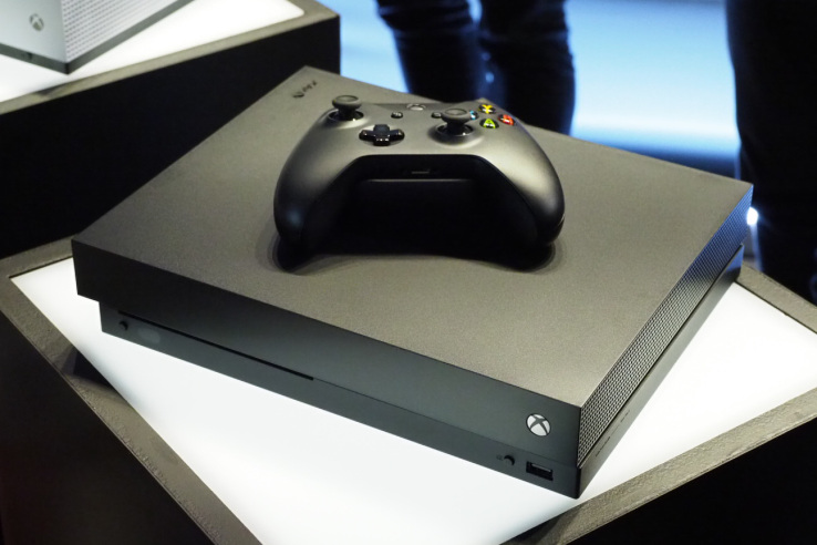 Xbox One X Is Best Bang For Your Buck For Power And Performance In Console Space, Microsoft Says