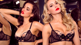 Introducing Issy from Honey Birdette