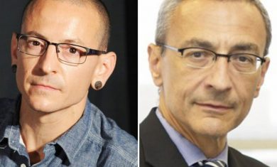 Is John Podesta the biological Father of Chester Bennington