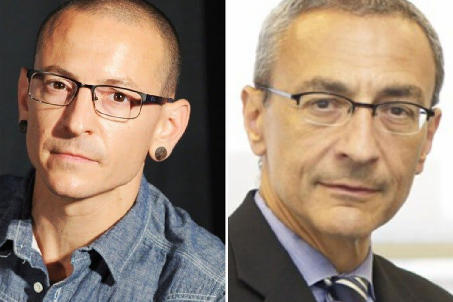 Is John Podesta the biological Father of Chester Bennington?