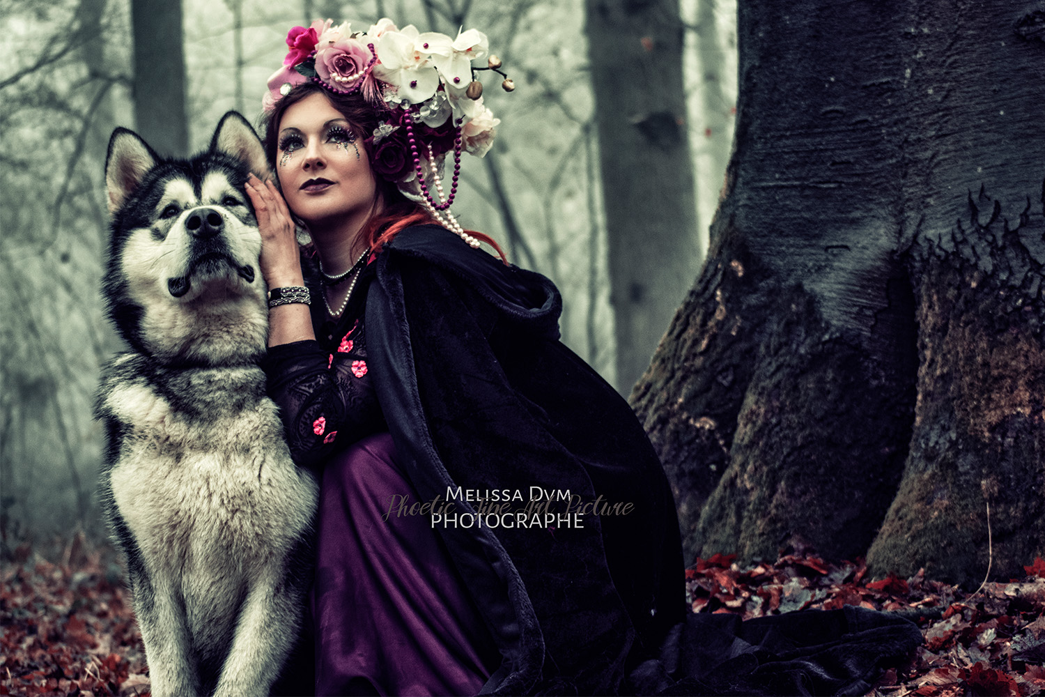 Photography Showcase by Melissa Duwez – The Queen of Wolves