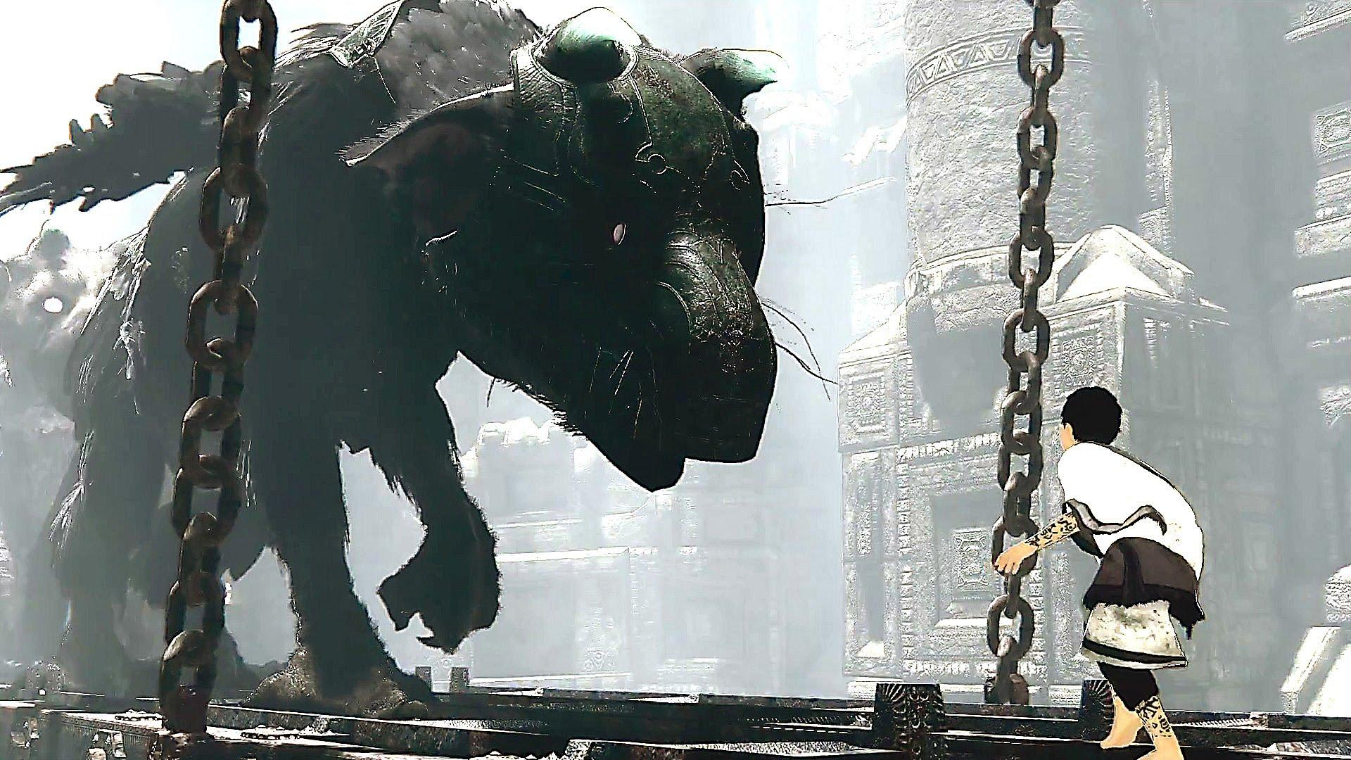 Shadow Of The Colossus Creator Hints At His Next Project