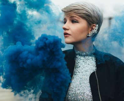 "Anja Kotar Returns With ""Eighteen"""