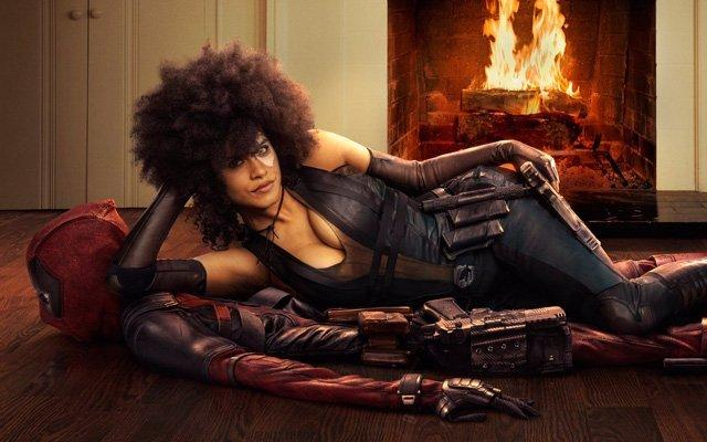 Deadpool 2 Domino Revealed as Black Actress Zazie Beetz