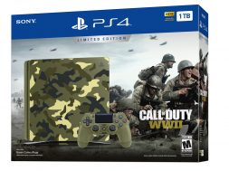 Call Of Duty: WW2-Themed PS4 System