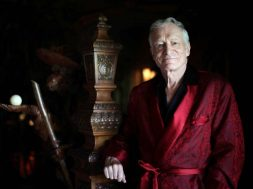 Hugh Hefner, founder of Playboy magazine, dies at 91