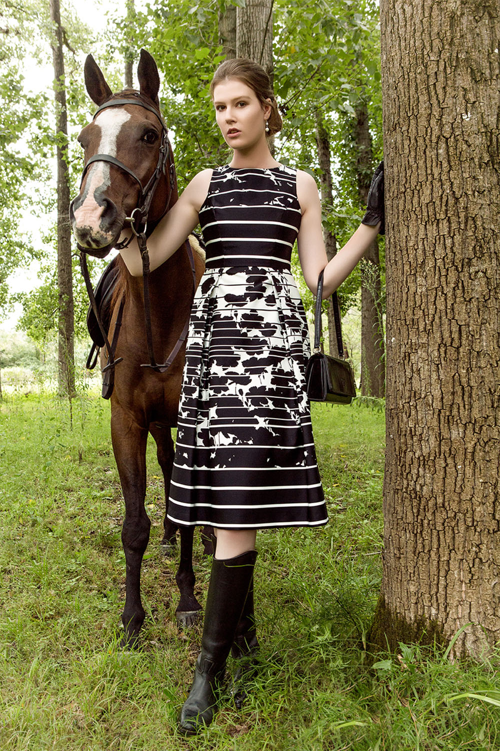 Fashion Editorial - A country Affair1