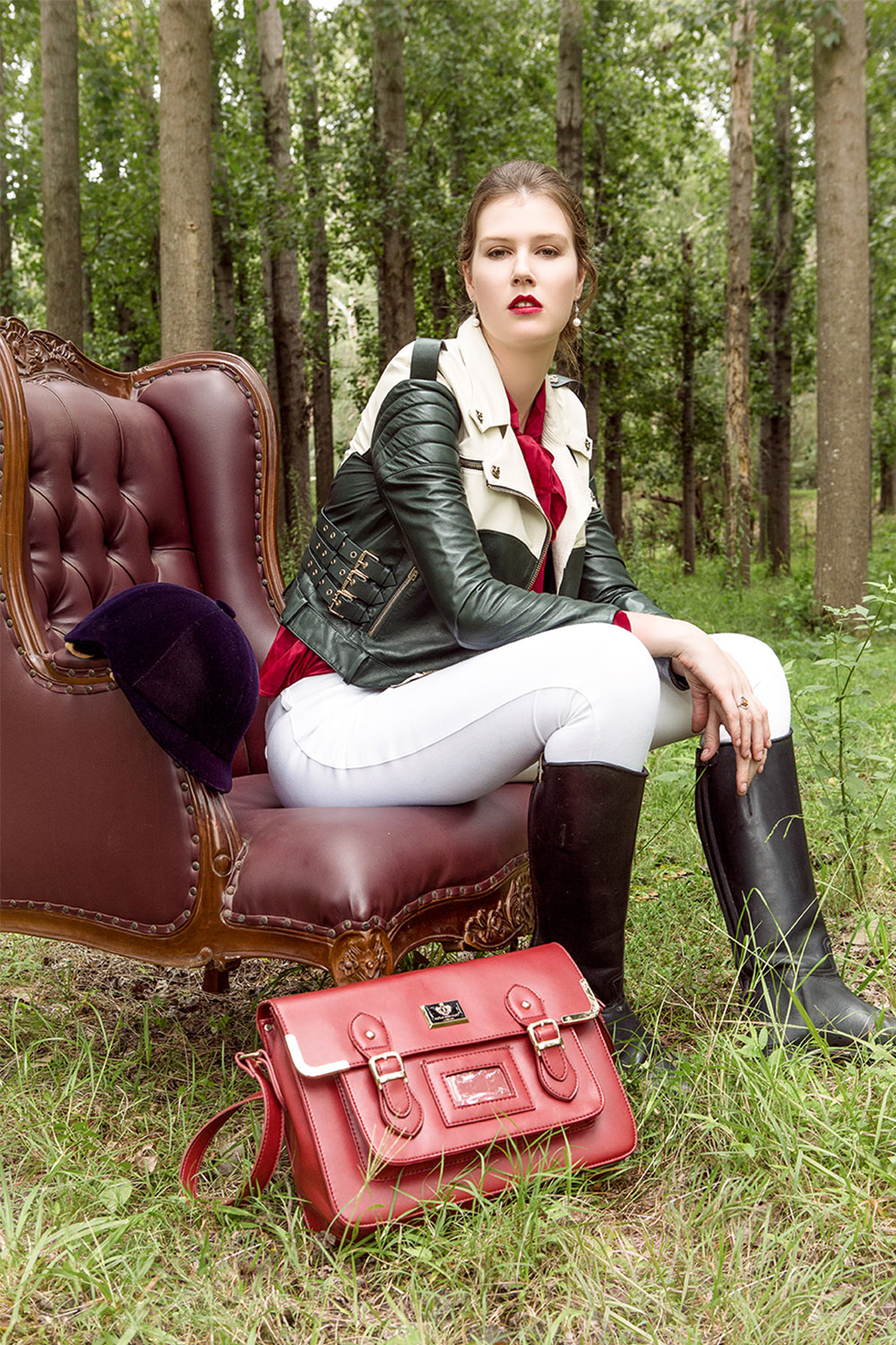 Fashion Editorial - A country Affair5