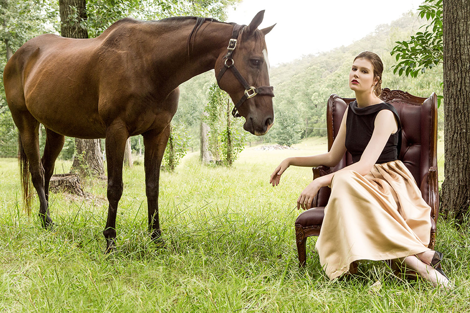 Fashion Editorial: A Country Affair