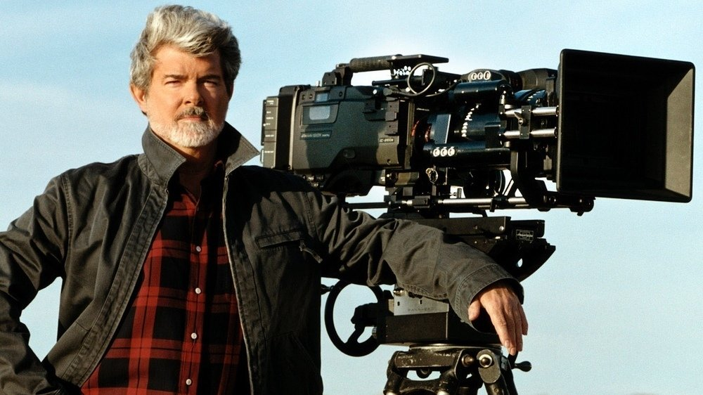 George Lucas back to the Star Wars movies