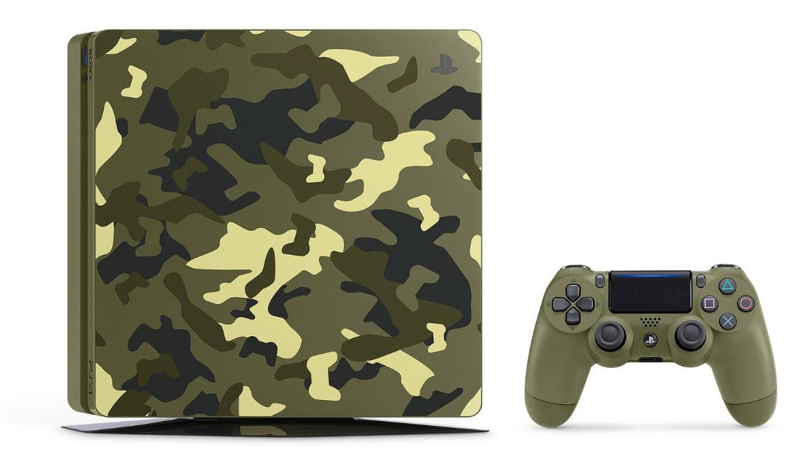 Call Of Duty: WW2-Themed PS4 System 2