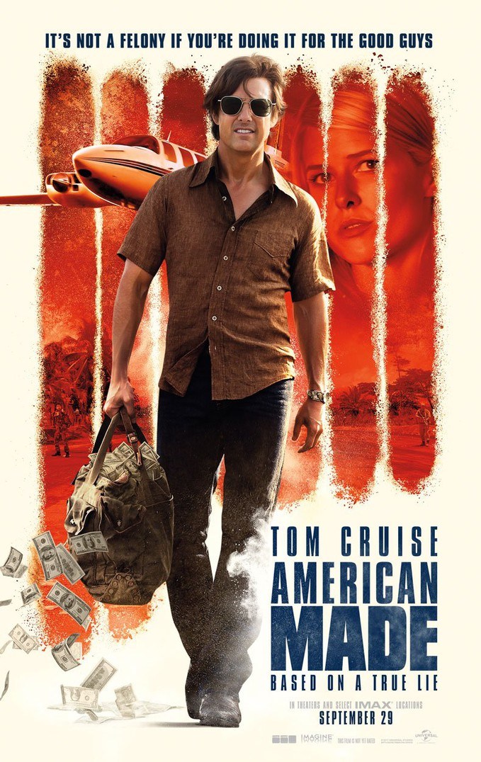 American Made - Movie Poster