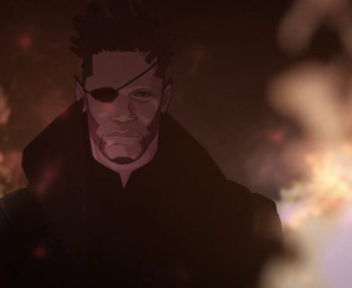 "BLADE RUNNER 2049 – ""Black Out 2022"" Anime Short"